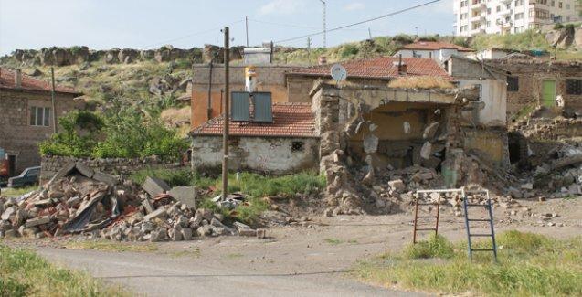 Kayseri'de AKP'li belediye Kandil günü cami mi yıktı?