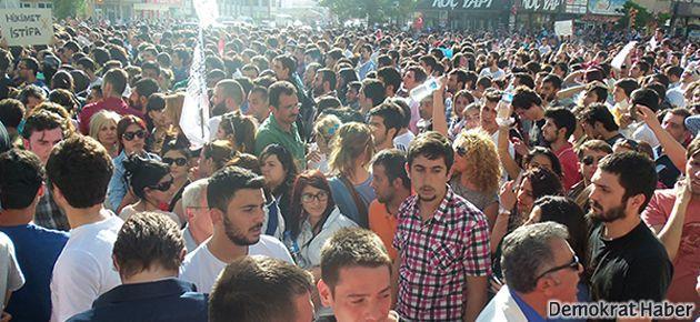 Kayseri'de 81 kişiye Gezi davası