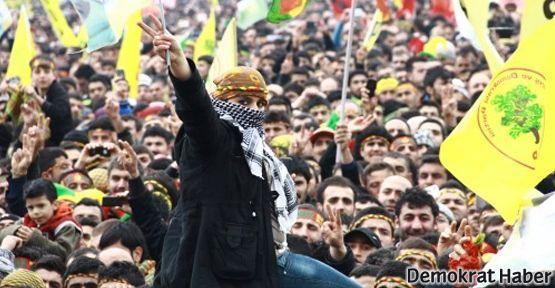 Kayseri'deki Newroz kutlamasına ülkücü saldırı