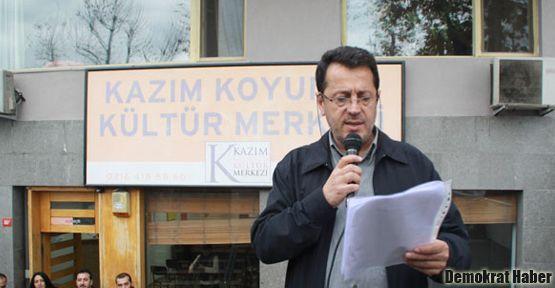 Kazım Koyuncu Kültür Merkezi kapatılıyor