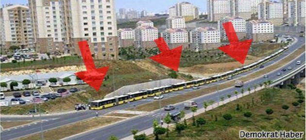 'Kazlıçeşme otobüsleri' TBMM gündeminde