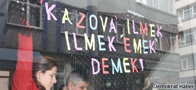 'Kazova' ilmek ilmek 'emek' demek