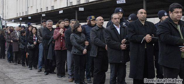 'KCK Ana Davası'nda 48 kişiye tahliye