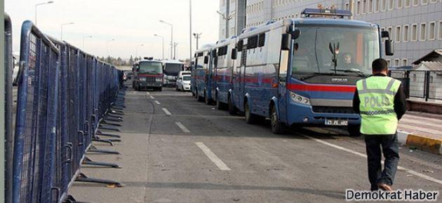 'KCK' İstanbul ana davası başladı