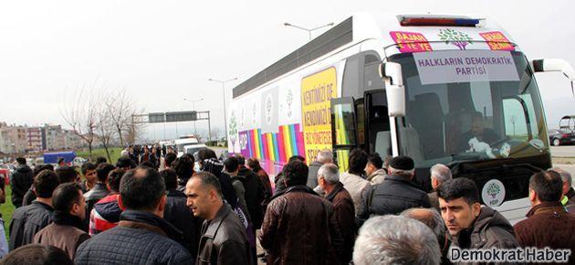 KCK'den HDP'ye saldırılara ilişkin açıklama