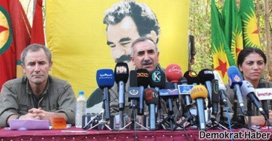 KCK: Öcalan'ın çözüm perspektifini destekliyoruz