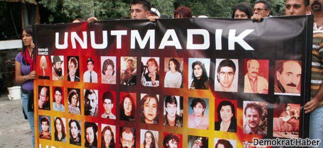 KCK'den Sivas katliamı mesajı