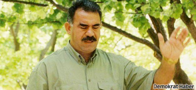 KCK'nin Öcalan'a mektubu bakanlıkta