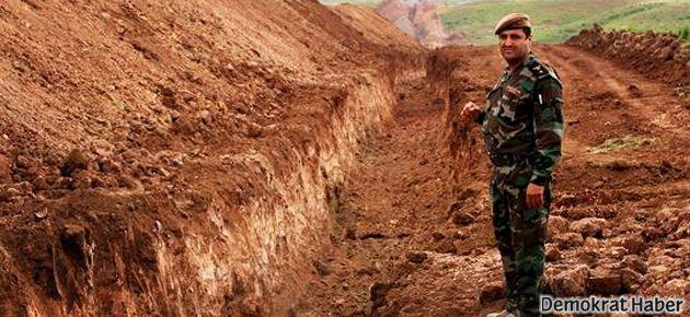 KDP ile MİT arasında 'hendek' anlaşması iddiası