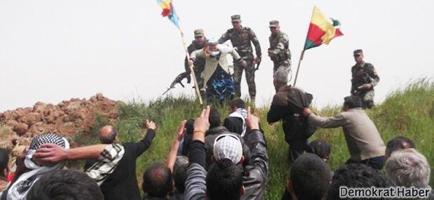 KDP'den çok sert 'hendek' açıklaması