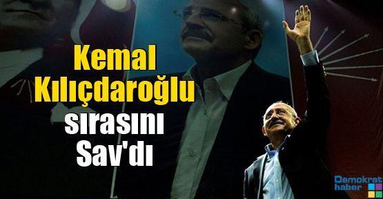Kemal Kılıçdaroğlu: 2 Önder Sav:1