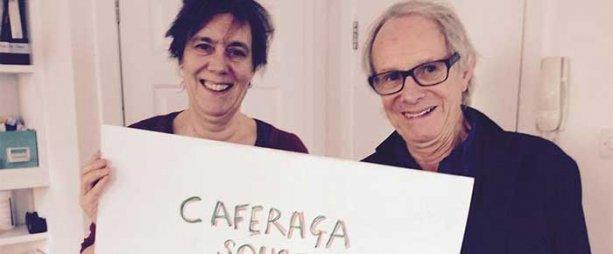 Ken Loach'tan mahalle evine destek: Caferağa benim de evim!