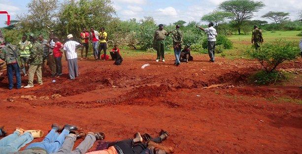 Kenya'da otobüse saldırı: Kuran ayeti okuyamayan yolcular öldürüldü