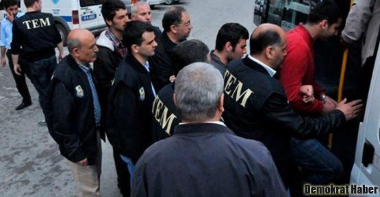 KESK'e yönelik operasyonda tutuklu sayısı 55 oldu
