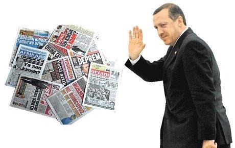 Kıbrıs Basınından Erdoğan'a tepki