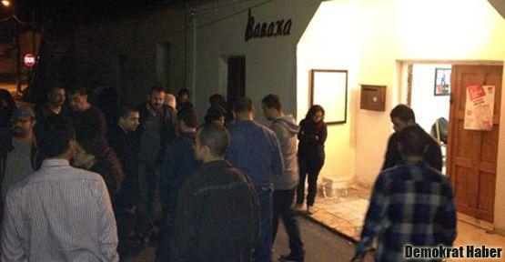 Kıbrıs'ta Baraka Kültür Merkezi'ne ses bombası
