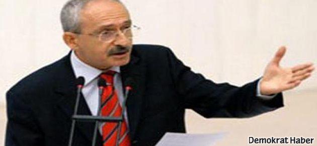Kılıçdaroğlu: 33 vekilimizi çaldılar