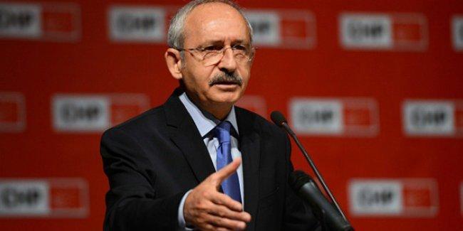 Kılıçdaroğlu'ndan 'AKP hükümetine son vermek için' MHP'ye bir çağrı daha