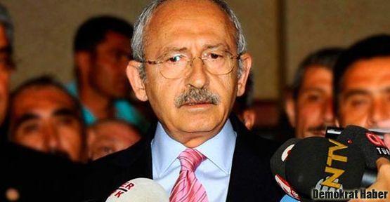 Kılıçdaroğlu: Dokunulmazlık kalkacaksa herkes için kalksın!