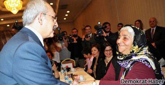 CHP lideri: Barışı hep beraber desteklemek zorundayız