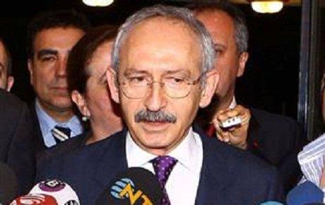 """Kılıçdaroğlu: """"Başbakan Hizbullah'a neden terör örgütü demiyor?"""""""
