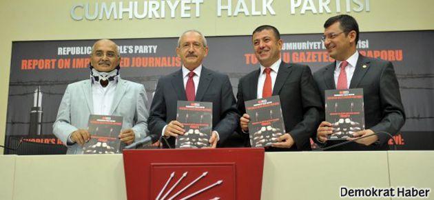 Kılıçdaroğlu: Başbakan ülkeyi yarı açık cezaevine çevirdi