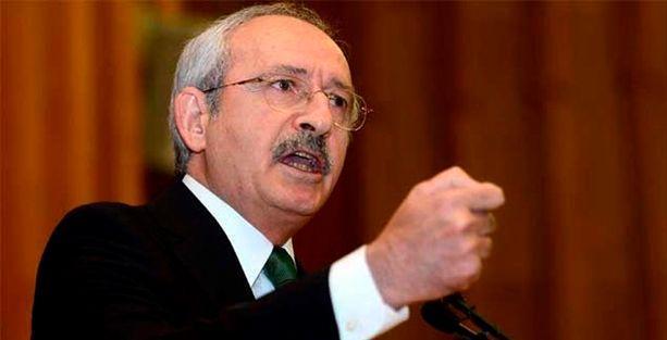 Kılıçdaroğlu: Başbakan'ın beni dinlemeye cesareti yok