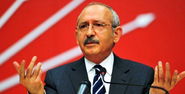 Kılıçdaroğlu: Cumhurbaşkanlığı makamı her konuya maydanoz olmamalı