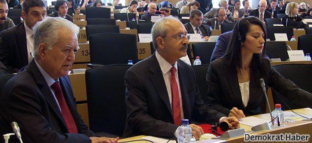 Kılıçdaroğlu Esad'a 'Saddam' dedi, uyarıldı