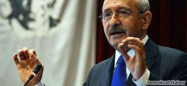 Kılıçdaroğlu: Hesap vermeyecek bir istihbarat örgütü yaratılıyor