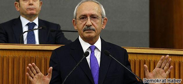 Kılıçdaroğlu'nun  ifadeye çağrılmasına 'sehven' açıklaması