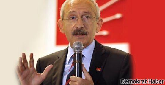 Kılıçdaroğlu: İktidar güdümünde bir komisyon olacak!