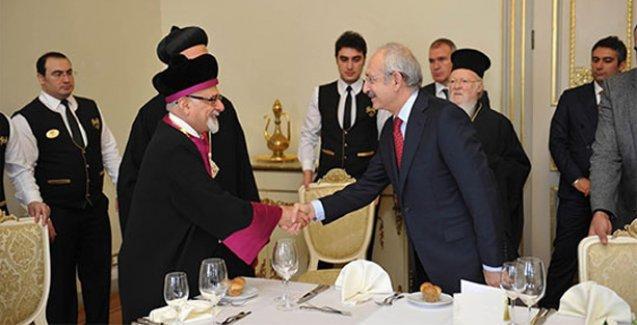 Kılıçdaroğlu ile görüşen ruhani liderler: Meclis'te temsil edilmek istiyoruz