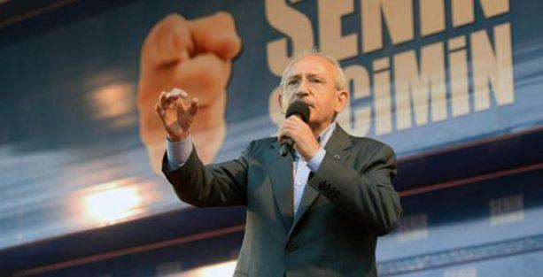 Kılıçdaroğlu: 'IŞİD Erdoğan'ı rehin aldı'