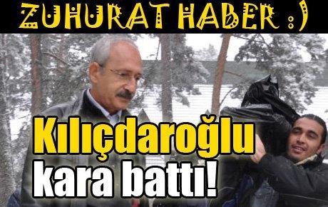 Kılıçdaroğlu kara battı!