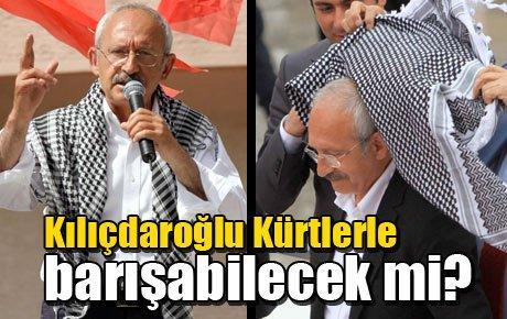 Kılıçdaroğlu Kürtlerle barışabilecek mi?