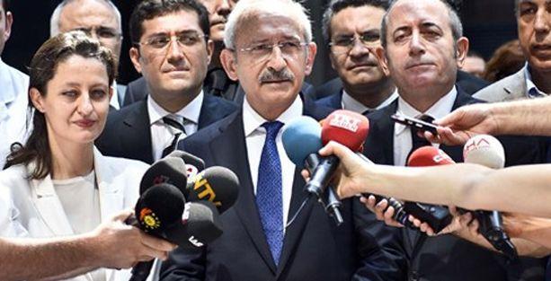 Kılıçdaroğlu: Kurultay için takvim pazar günü netleşir