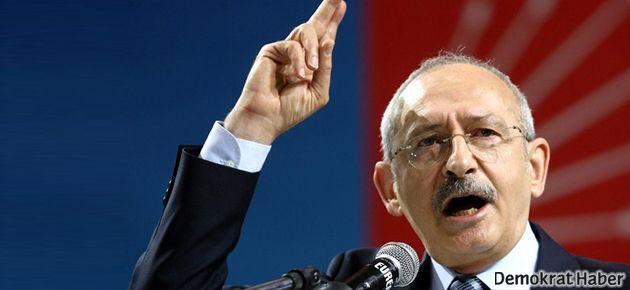 Kılıçdaroğlu: Neye destek vereceğiz, bir şey bilmiyoruz ki!