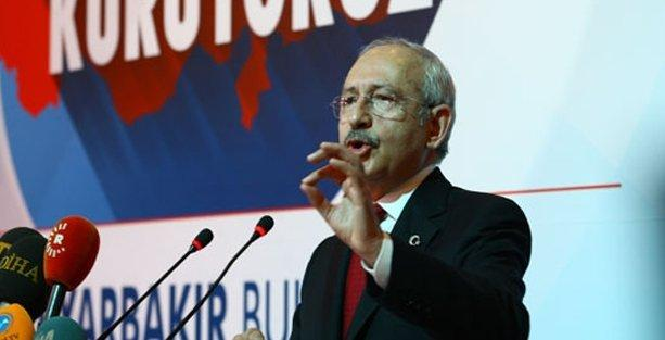 Kılıçdaroğlu: Roboski de emri CHP mi verdi?