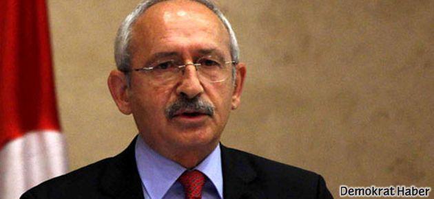 Kılıçdaroğlu: Sarıgül'ün rakibi Başbakan'dır