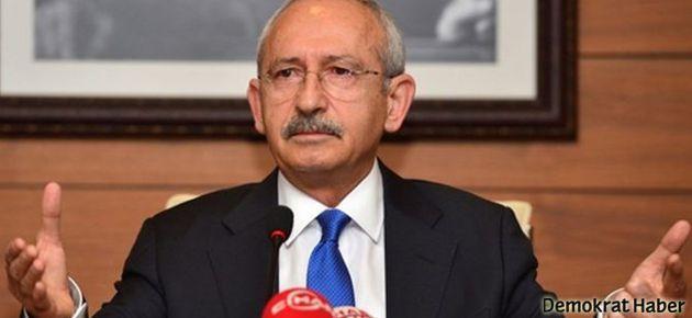 Kılıçdaroğlu: Suriye'nin bize savaş açacak hali mi var?