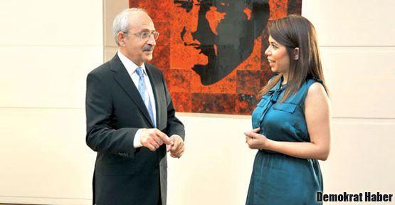 Kılıçdaroğlu: Tekin'i istiyorum, Sarıgül gelirse memnun olurum