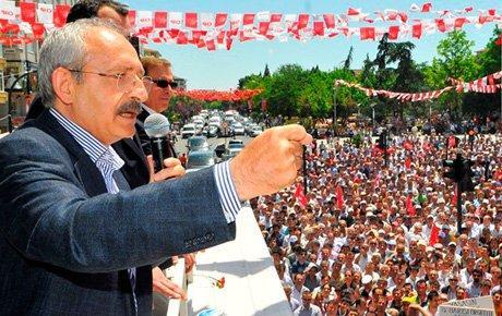 Kılıçdaroğlu terleyecek