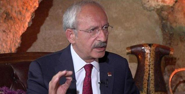 Kılıçdaroğlu: Tuvalet temizleyerek evini geçindiren herkesin gözlerinden öpüyorum