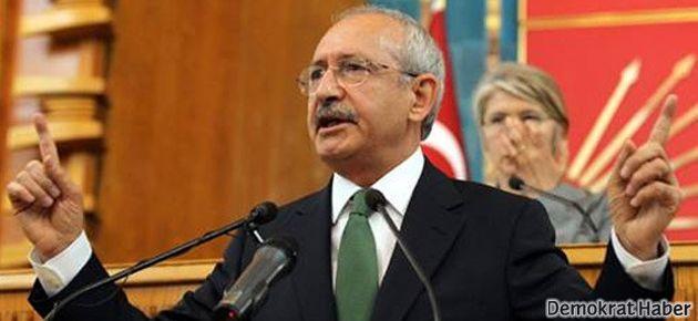 Kılıçdaroğlu: Yalan söyleyenden başbakan olmaz