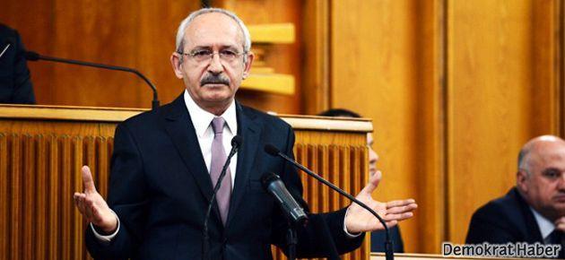 Kılıçdaroğlu'ndan 'Andımız'ın kaldırılmasına tepki