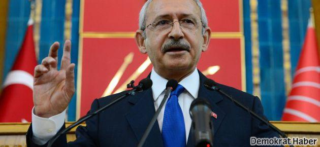 Kılıçdaroğlu'ndan Başbakan'a: Sen esirsin!