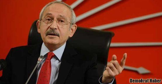 Kılıçdaroğlu: Hollande sen niye görüşüyorsun diye sorarsa