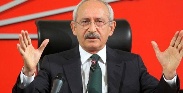 Kılıçdaroğlu'ndan kurultay kararı
