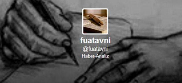 Umut Oran: @fuatavni hesabı size mi ait?